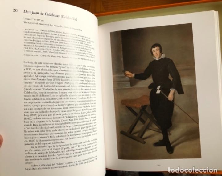 Libros de segunda mano: VELAZQUEZ- CATALOGO MONUMENTAL EXPOSICION MUSEO DEL PRADO 1.990 - Foto 8 - 160360922