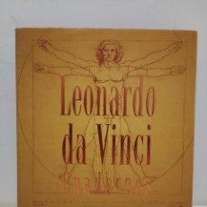 Libros de segunda mano: LEONARDO DA VINCI - CUADERNOS - H. ANNA SUH - PARRAGÓN BOOKS LTD.. Lote 160817250