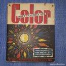 Libros de segunda mano: ARTE Y CIENCIA DEL COLOR. Lote 160843630