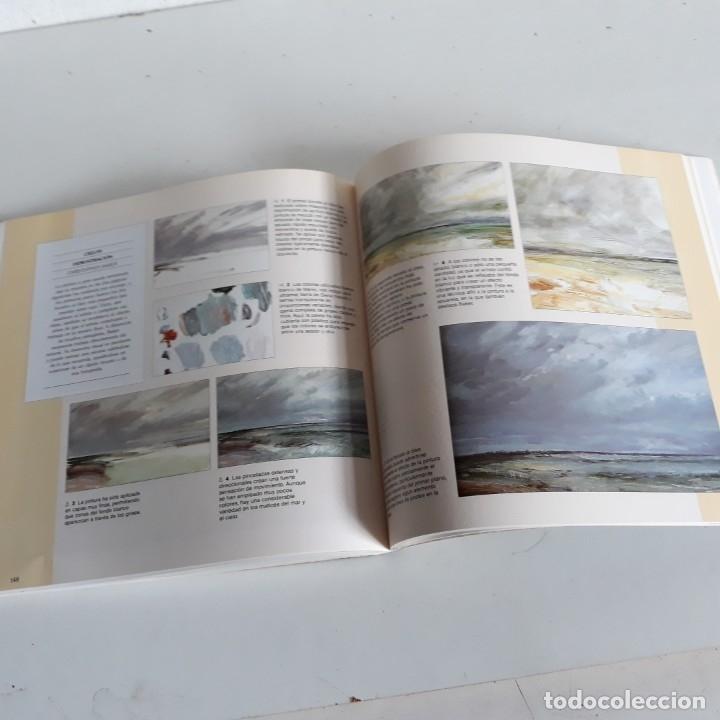 Libros de segunda mano: Enciclopedia de tecnicas de pintura al oleo. Jeremy Galton - Foto 3 - 40485521