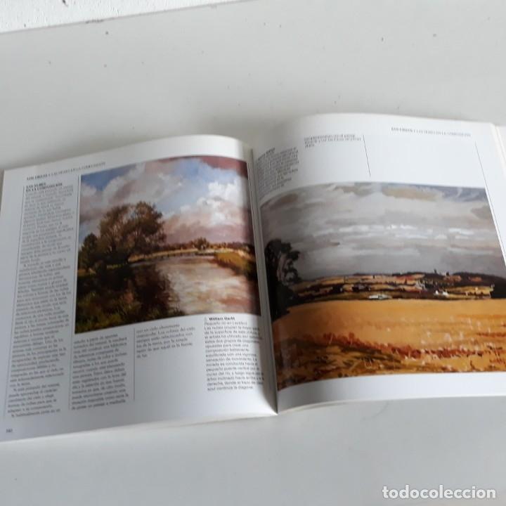 Libros de segunda mano: Enciclopedia de tecnicas de pintura al oleo. Jeremy Galton - Foto 2 - 40485521