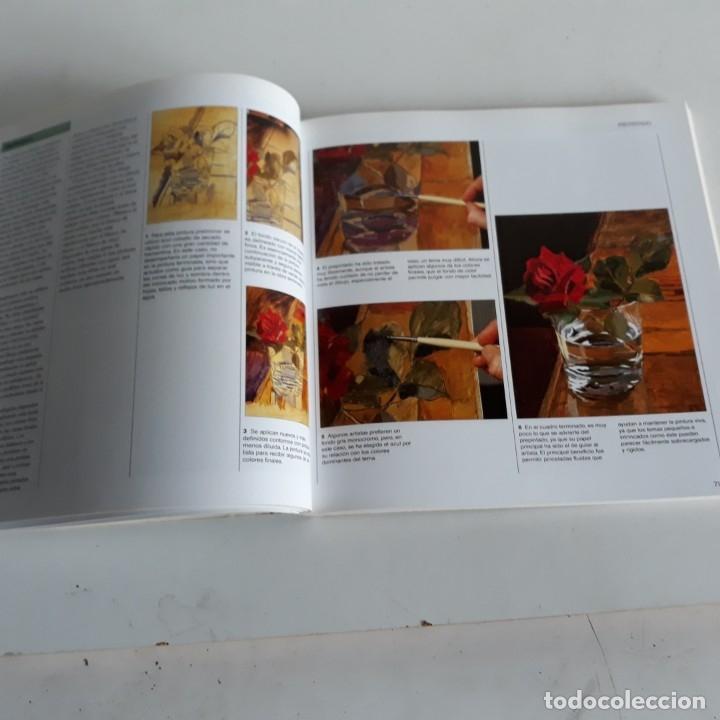 Libros de segunda mano: Enciclopedia de tecnicas de pintura al oleo. Jeremy Galton - Foto 4 - 40485521