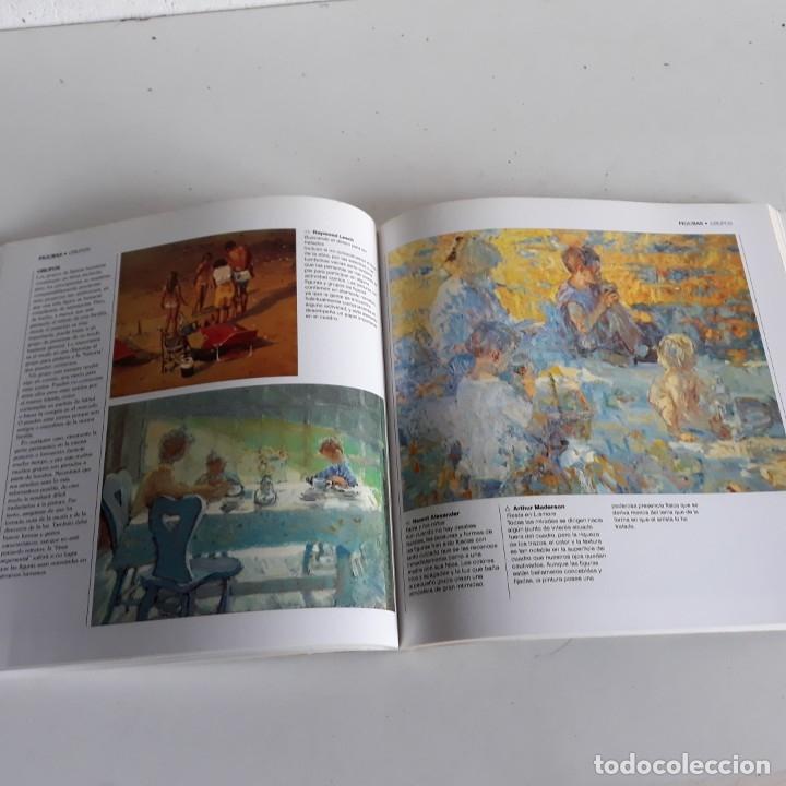 Libros de segunda mano: Enciclopedia de tecnicas de pintura al oleo. Jeremy Galton - Foto 5 - 40485521