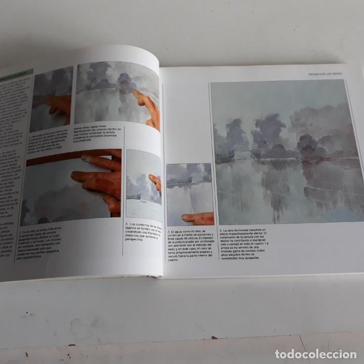 Libros de segunda mano: Enciclopedia de tecnicas de pintura al oleo. Jeremy Galton - Foto 9 - 40485521