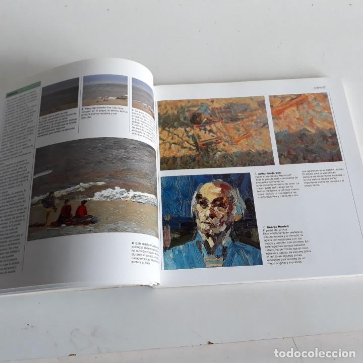 Libros de segunda mano: Enciclopedia de tecnicas de pintura al oleo. Jeremy Galton - Foto 10 - 40485521