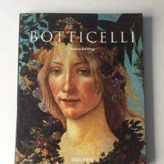 Livros em segunda mão: BOTTICELLI BARBARA DEIMLING TASCHEN. Lote 161343606