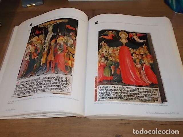 LA PINTURA MALLORQUINA DEL SEGLE XV. TINA SABATER . 1ª EDICIÓ 2002. MALLORCA (Libros de Segunda Mano - Bellas artes, ocio y coleccionismo - Pintura)