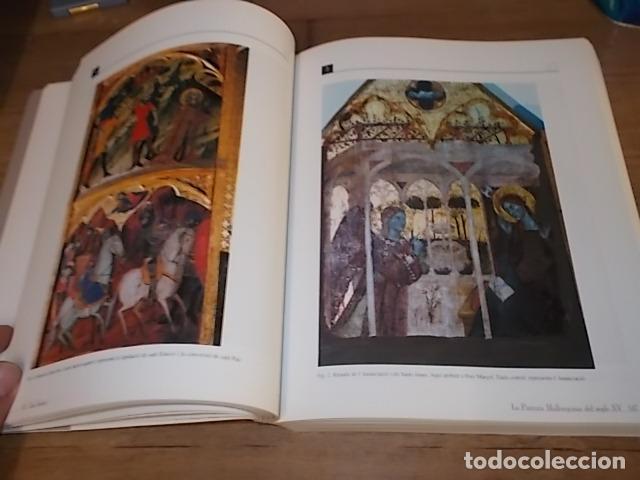 Libros de segunda mano: LA PINTURA MALLORQUINA DEL SEGLE XV. TINA SABATER . 1ª EDICIÓ 2002. MALLORCA - Foto 11 - 161447530
