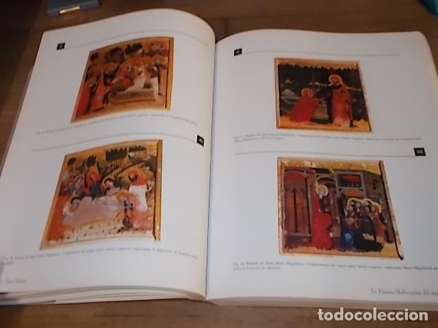 Libros de segunda mano: LA PINTURA MALLORQUINA DEL SEGLE XV. TINA SABATER . 1ª EDICIÓ 2002. MALLORCA - Foto 13 - 161447530