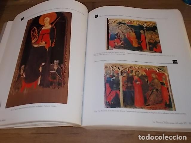 Libros de segunda mano: LA PINTURA MALLORQUINA DEL SEGLE XV. TINA SABATER . 1ª EDICIÓ 2002. MALLORCA - Foto 16 - 161447530