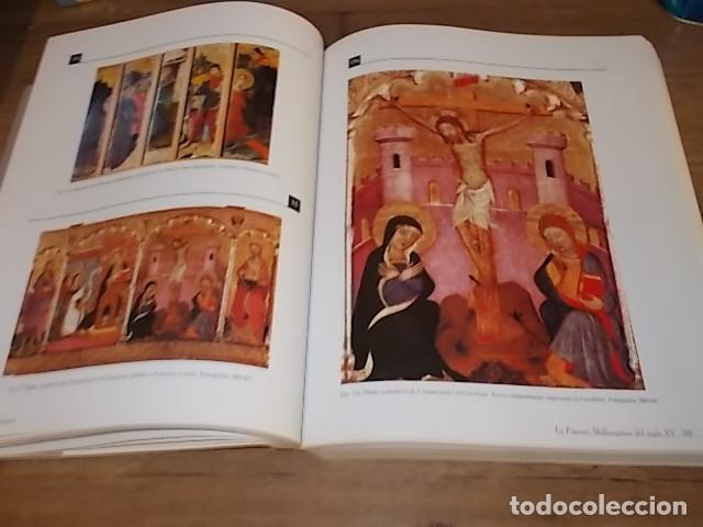 Libros de segunda mano: LA PINTURA MALLORQUINA DEL SEGLE XV. TINA SABATER . 1ª EDICIÓ 2002. MALLORCA - Foto 17 - 161447530