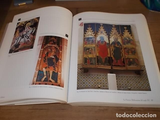 Libros de segunda mano: LA PINTURA MALLORQUINA DEL SEGLE XV. TINA SABATER . 1ª EDICIÓ 2002. MALLORCA - Foto 18 - 161447530