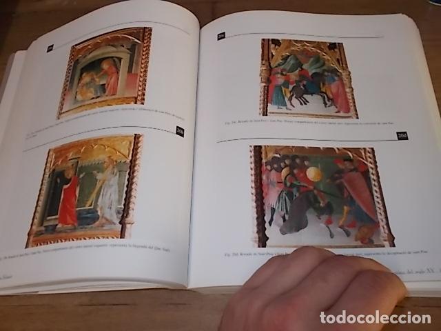 Libros de segunda mano: LA PINTURA MALLORQUINA DEL SEGLE XV. TINA SABATER . 1ª EDICIÓ 2002. MALLORCA - Foto 19 - 161447530