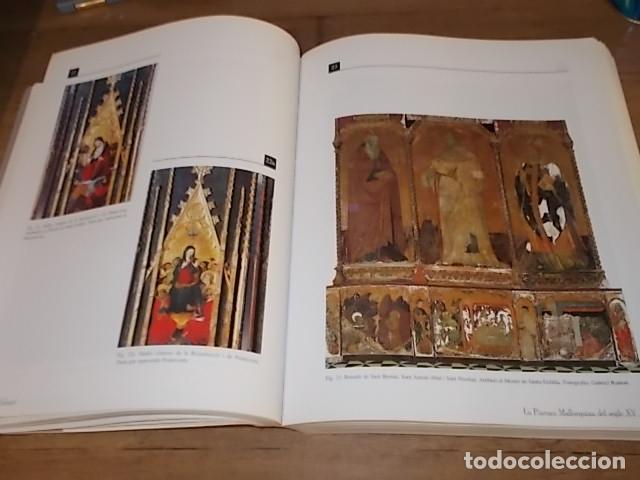 Libros de segunda mano: LA PINTURA MALLORQUINA DEL SEGLE XV. TINA SABATER . 1ª EDICIÓ 2002. MALLORCA - Foto 20 - 161447530