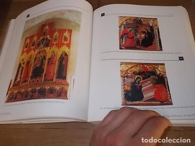 Libros de segunda mano: LA PINTURA MALLORQUINA DEL SEGLE XV. TINA SABATER . 1ª EDICIÓ 2002. MALLORCA - Foto 22 - 161447530