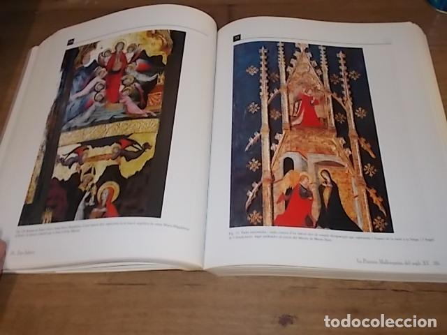 Libros de segunda mano: LA PINTURA MALLORQUINA DEL SEGLE XV. TINA SABATER . 1ª EDICIÓ 2002. MALLORCA - Foto 25 - 161447530