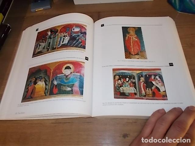 Libros de segunda mano: LA PINTURA MALLORQUINA DEL SEGLE XV. TINA SABATER . 1ª EDICIÓ 2002. MALLORCA - Foto 28 - 161447530
