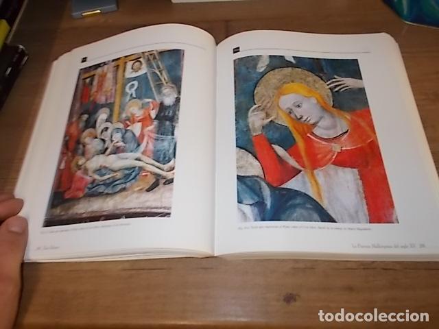 Libros de segunda mano: LA PINTURA MALLORQUINA DEL SEGLE XV. TINA SABATER . 1ª EDICIÓ 2002. MALLORCA - Foto 29 - 161447530