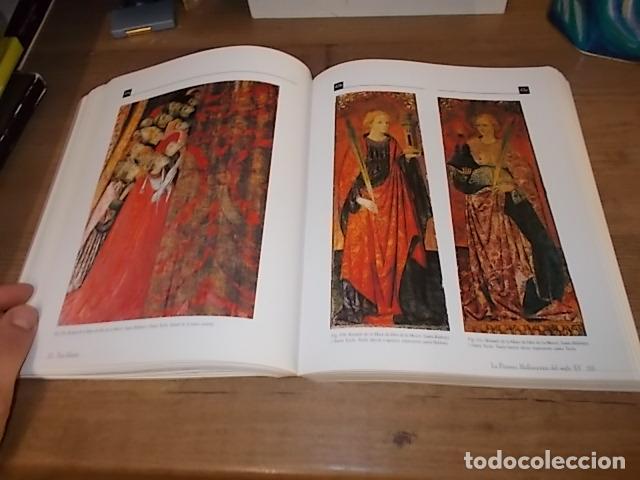 Libros de segunda mano: LA PINTURA MALLORQUINA DEL SEGLE XV. TINA SABATER . 1ª EDICIÓ 2002. MALLORCA - Foto 30 - 161447530