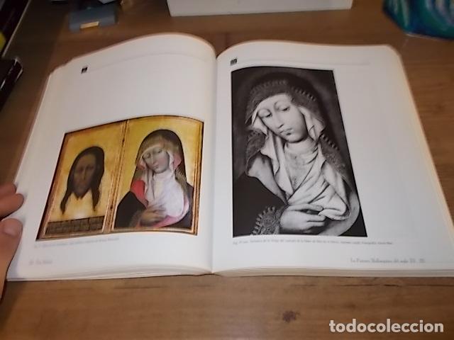 Libros de segunda mano: LA PINTURA MALLORQUINA DEL SEGLE XV. TINA SABATER . 1ª EDICIÓ 2002. MALLORCA - Foto 32 - 161447530