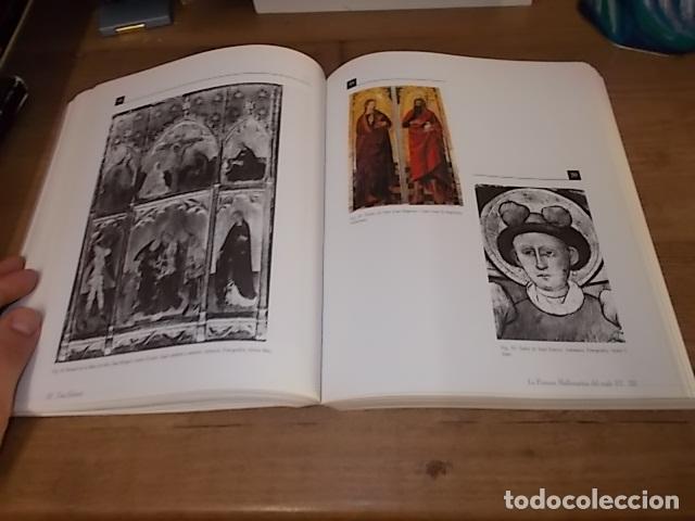 Libros de segunda mano: LA PINTURA MALLORQUINA DEL SEGLE XV. TINA SABATER . 1ª EDICIÓ 2002. MALLORCA - Foto 33 - 161447530
