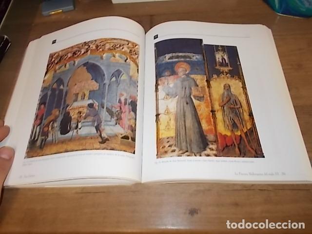 Libros de segunda mano: LA PINTURA MALLORQUINA DEL SEGLE XV. TINA SABATER . 1ª EDICIÓ 2002. MALLORCA - Foto 35 - 161447530