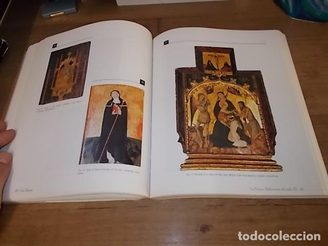 Libros de segunda mano: LA PINTURA MALLORQUINA DEL SEGLE XV. TINA SABATER . 1ª EDICIÓ 2002. MALLORCA - Foto 36 - 161447530
