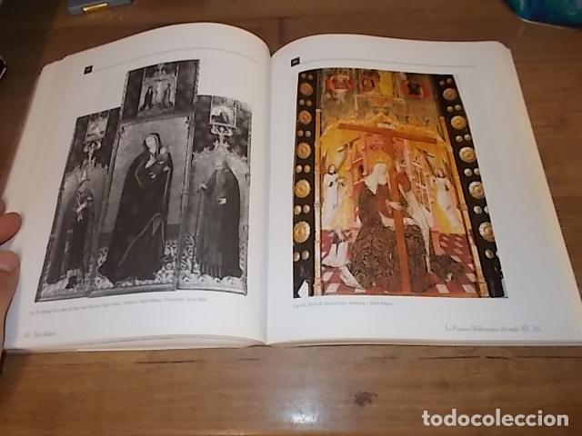 Libros de segunda mano: LA PINTURA MALLORQUINA DEL SEGLE XV. TINA SABATER . 1ª EDICIÓ 2002. MALLORCA - Foto 38 - 161447530