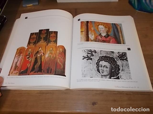 Libros de segunda mano: LA PINTURA MALLORQUINA DEL SEGLE XV. TINA SABATER . 1ª EDICIÓ 2002. MALLORCA - Foto 39 - 161447530