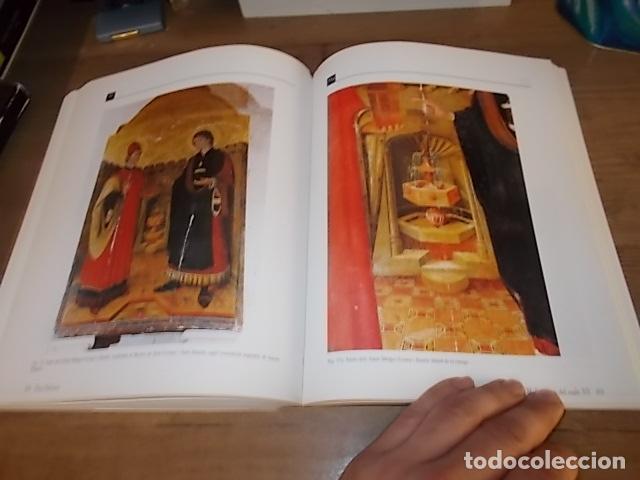 Libros de segunda mano: LA PINTURA MALLORQUINA DEL SEGLE XV. TINA SABATER . 1ª EDICIÓ 2002. MALLORCA - Foto 40 - 161447530