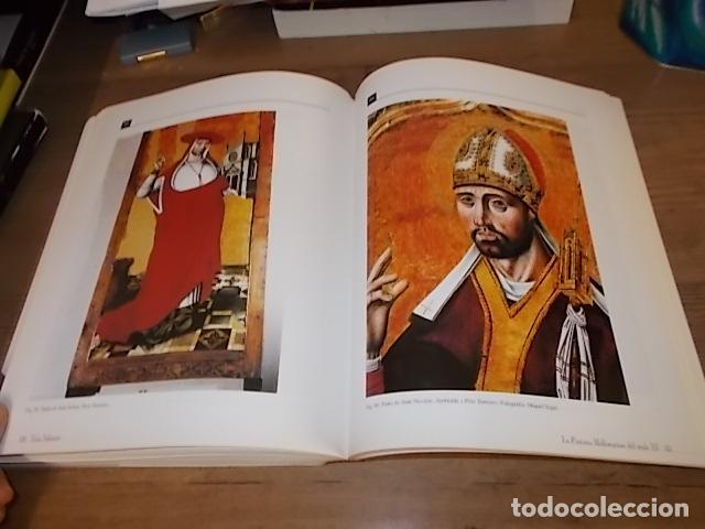 Libros de segunda mano: LA PINTURA MALLORQUINA DEL SEGLE XV. TINA SABATER . 1ª EDICIÓ 2002. MALLORCA - Foto 42 - 161447530