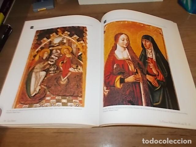 Libros de segunda mano: LA PINTURA MALLORQUINA DEL SEGLE XV. TINA SABATER . 1ª EDICIÓ 2002. MALLORCA - Foto 43 - 161447530