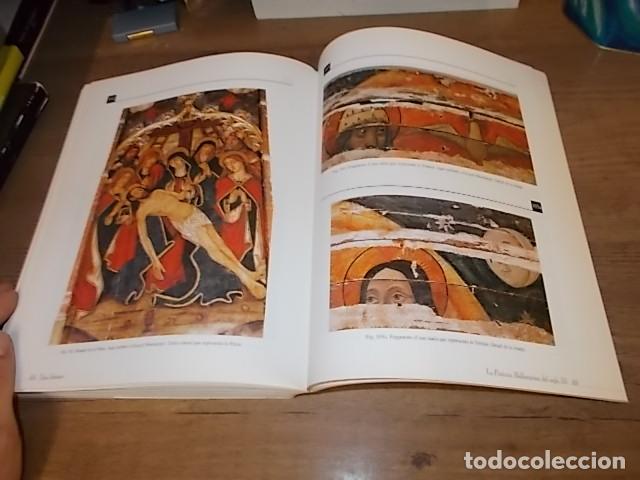 Libros de segunda mano: LA PINTURA MALLORQUINA DEL SEGLE XV. TINA SABATER . 1ª EDICIÓ 2002. MALLORCA - Foto 47 - 161447530