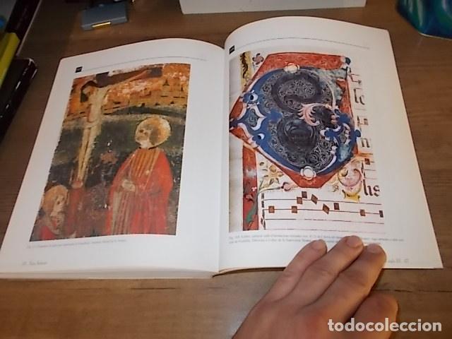 Libros de segunda mano: LA PINTURA MALLORQUINA DEL SEGLE XV. TINA SABATER . 1ª EDICIÓ 2002. MALLORCA - Foto 50 - 161447530