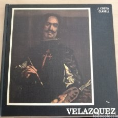 Libros de segunda mano: VELAZQUEZ - J. COSTA CLAVELL. Lote 161545344