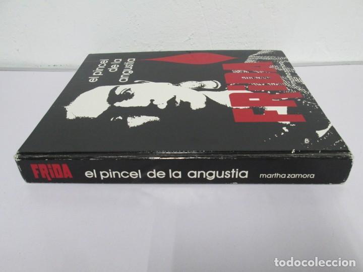 Libros de segunda mano: FRIDA. EL PINCEL DE LA ANGUSTIA. MARTHA ZAMORA. 1987. VER FOTOGRAFIAS ADJUNTAS - Foto 2 - 161578906