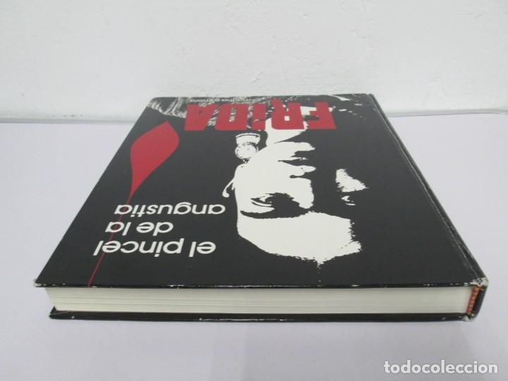 Libros de segunda mano: FRIDA. EL PINCEL DE LA ANGUSTIA. MARTHA ZAMORA. 1987. VER FOTOGRAFIAS ADJUNTAS - Foto 5 - 161578906