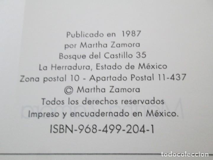 Libros de segunda mano: FRIDA. EL PINCEL DE LA ANGUSTIA. MARTHA ZAMORA. 1987. VER FOTOGRAFIAS ADJUNTAS - Foto 8 - 161578906