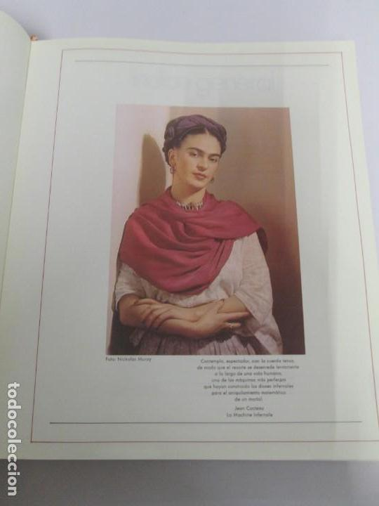Libros de segunda mano: FRIDA. EL PINCEL DE LA ANGUSTIA. MARTHA ZAMORA. 1987. VER FOTOGRAFIAS ADJUNTAS - Foto 9 - 161578906