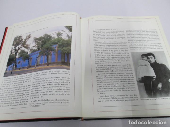 Libros de segunda mano: FRIDA. EL PINCEL DE LA ANGUSTIA. MARTHA ZAMORA. 1987. VER FOTOGRAFIAS ADJUNTAS - Foto 12 - 161578906