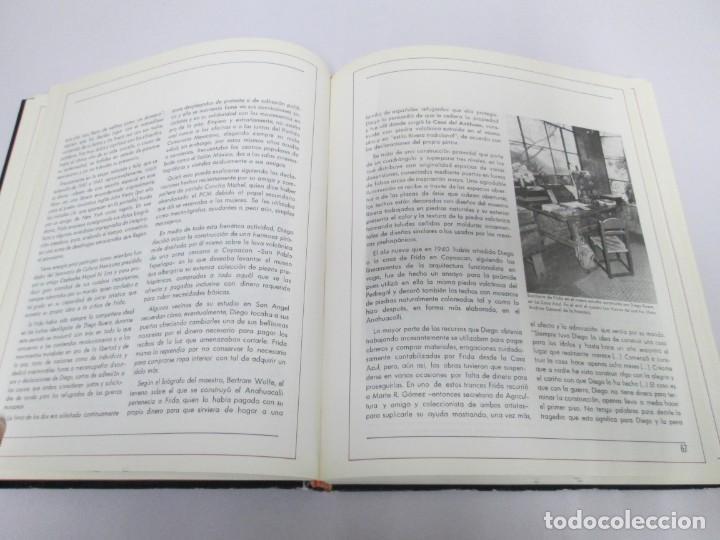Libros de segunda mano: FRIDA. EL PINCEL DE LA ANGUSTIA. MARTHA ZAMORA. 1987. VER FOTOGRAFIAS ADJUNTAS - Foto 13 - 161578906