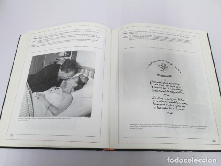 Libros de segunda mano: FRIDA. EL PINCEL DE LA ANGUSTIA. MARTHA ZAMORA. 1987. VER FOTOGRAFIAS ADJUNTAS - Foto 14 - 161578906