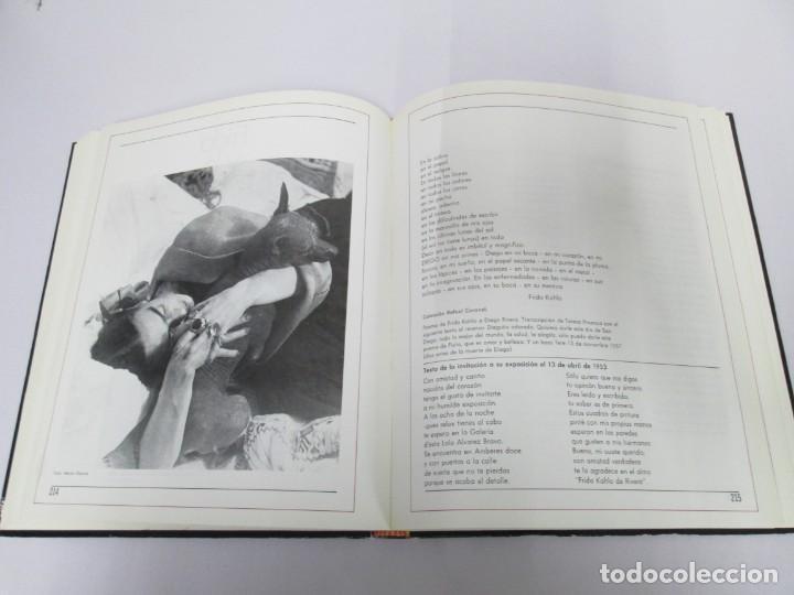 Libros de segunda mano: FRIDA. EL PINCEL DE LA ANGUSTIA. MARTHA ZAMORA. 1987. VER FOTOGRAFIAS ADJUNTAS - Foto 15 - 161578906