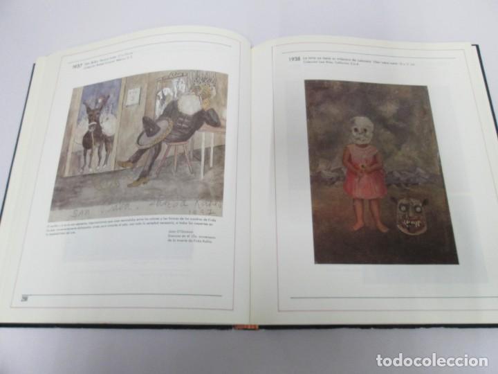 Libros de segunda mano: FRIDA. EL PINCEL DE LA ANGUSTIA. MARTHA ZAMORA. 1987. VER FOTOGRAFIAS ADJUNTAS - Foto 16 - 161578906