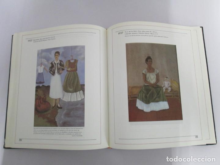Libros de segunda mano: FRIDA. EL PINCEL DE LA ANGUSTIA. MARTHA ZAMORA. 1987. VER FOTOGRAFIAS ADJUNTAS - Foto 17 - 161578906