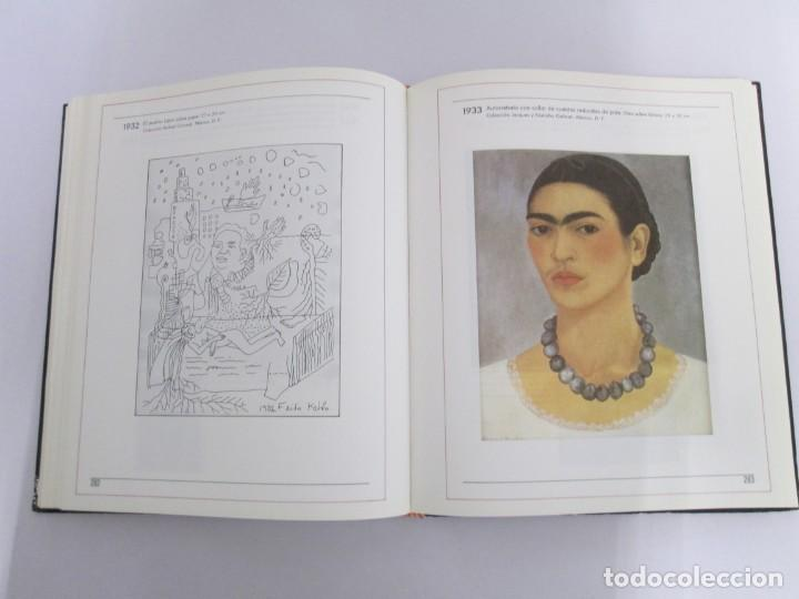 Libros de segunda mano: FRIDA. EL PINCEL DE LA ANGUSTIA. MARTHA ZAMORA. 1987. VER FOTOGRAFIAS ADJUNTAS - Foto 18 - 161578906