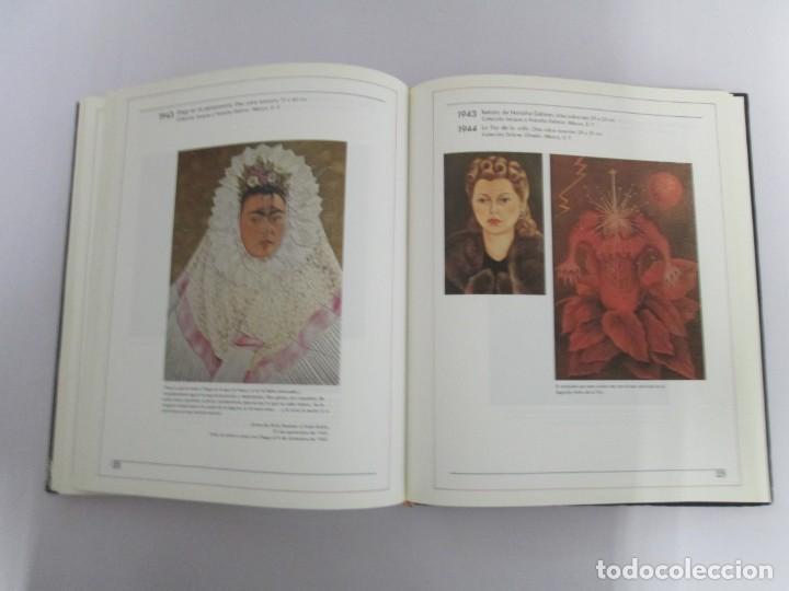 Libros de segunda mano: FRIDA. EL PINCEL DE LA ANGUSTIA. MARTHA ZAMORA. 1987. VER FOTOGRAFIAS ADJUNTAS - Foto 19 - 161578906