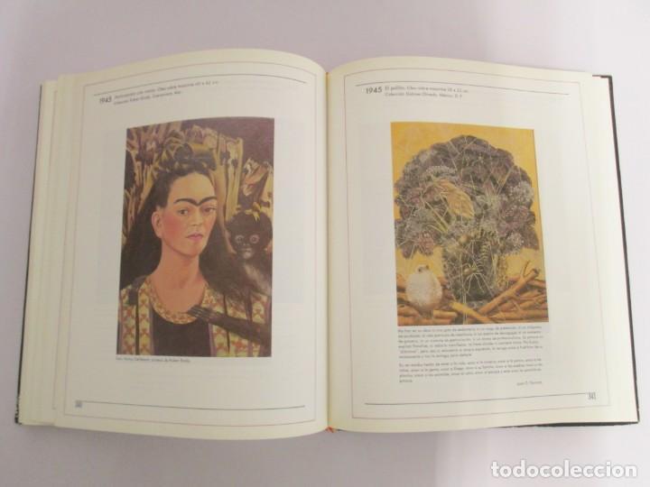 Libros de segunda mano: FRIDA. EL PINCEL DE LA ANGUSTIA. MARTHA ZAMORA. 1987. VER FOTOGRAFIAS ADJUNTAS - Foto 20 - 161578906
