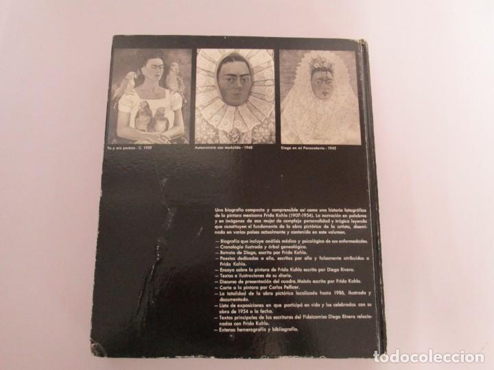 Libros de segunda mano: FRIDA. EL PINCEL DE LA ANGUSTIA. MARTHA ZAMORA. 1987. VER FOTOGRAFIAS ADJUNTAS - Foto 22 - 161578906