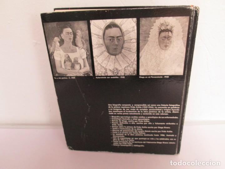 Libros de segunda mano: FRIDA. EL PINCEL DE LA ANGUSTIA. MARTHA ZAMORA. 1987. VER FOTOGRAFIAS ADJUNTAS - Foto 23 - 161578906